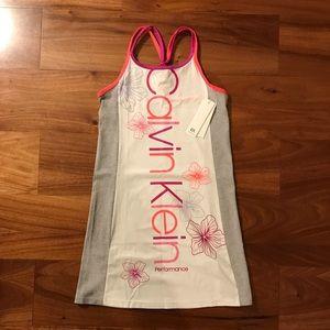 Girls Calvin Klein dress size 8/10